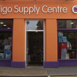 Gentil Photo Of Clever Office   Sligo, Republic Of Ireland. Castle Street Shop  Front Where