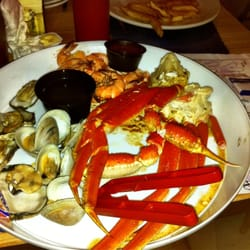 Photo Of The Backfin Seafood Restaurant Williamsburg Va United States Ultimate Steamed