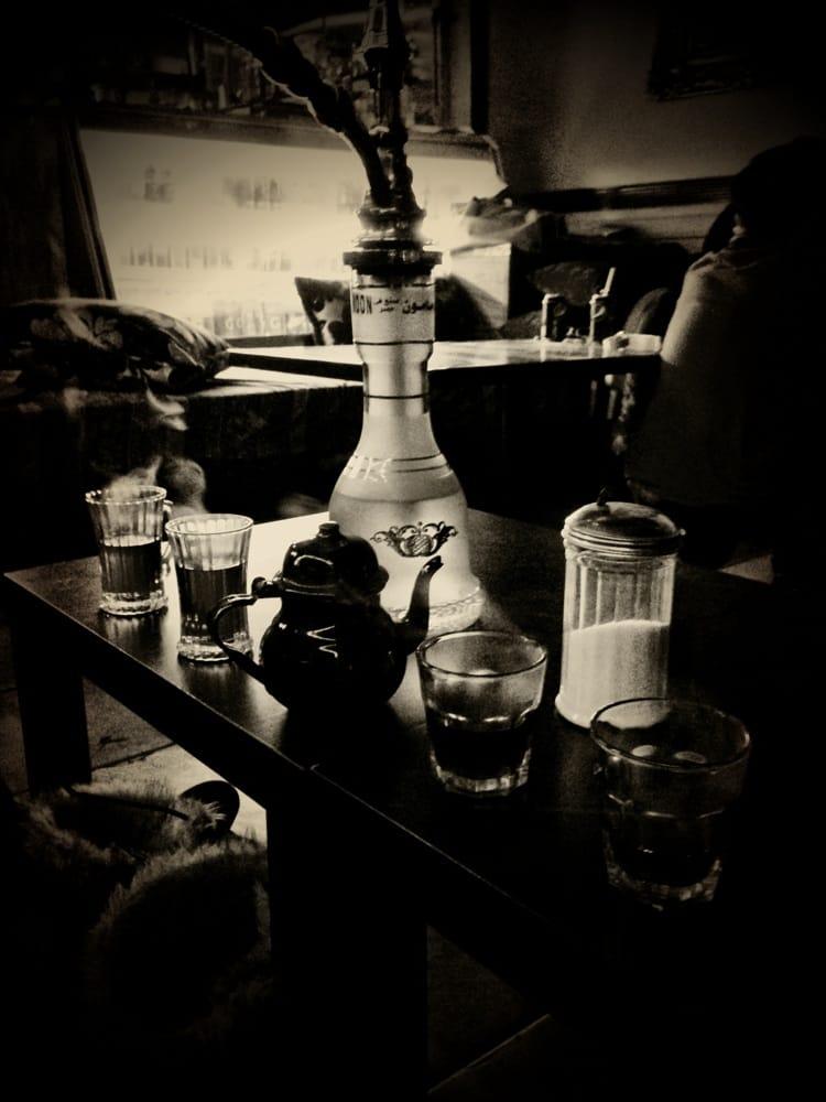 Tea Room Hookah Brooklyn