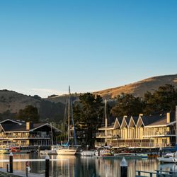 Photo Of The Cove At Tiburon Ca United States
