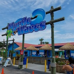 Photo Of Myrtle Waves Water Park Beach Sc United States