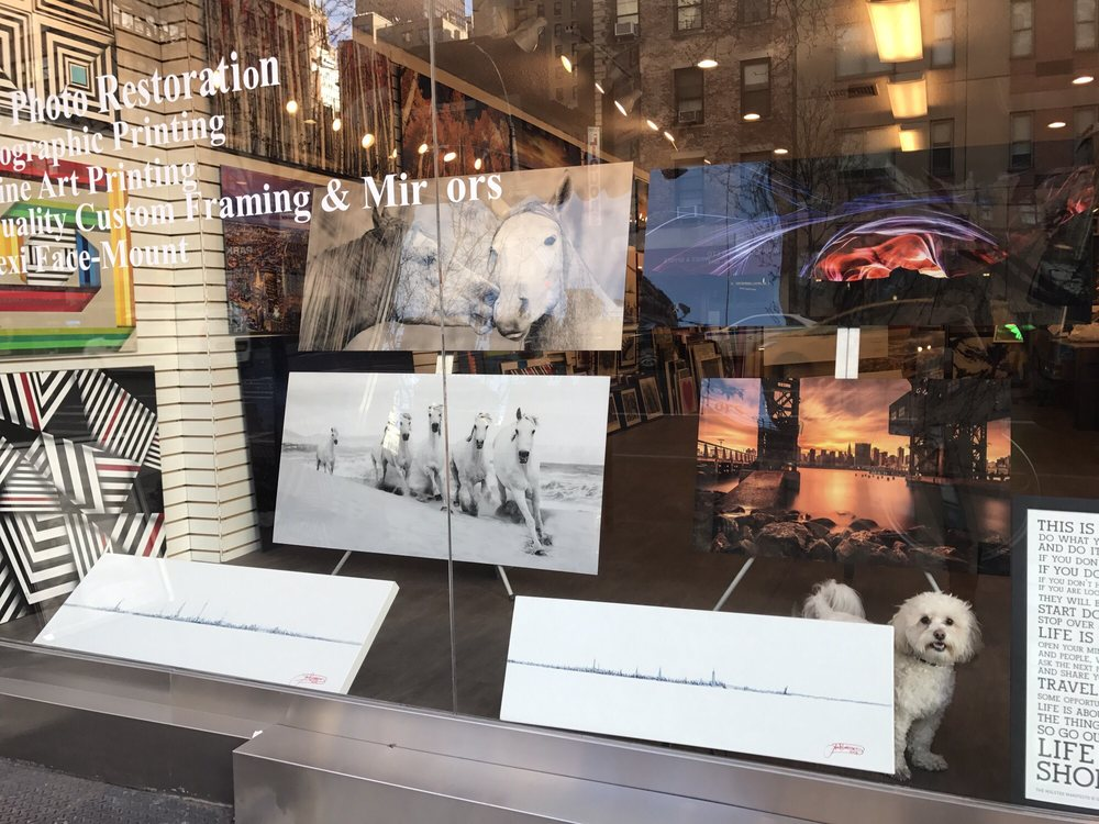 holstee manifesto - Photo of Decor Art Gallery - New York, NY, United States. Dog friendly business with a beautiful window display!