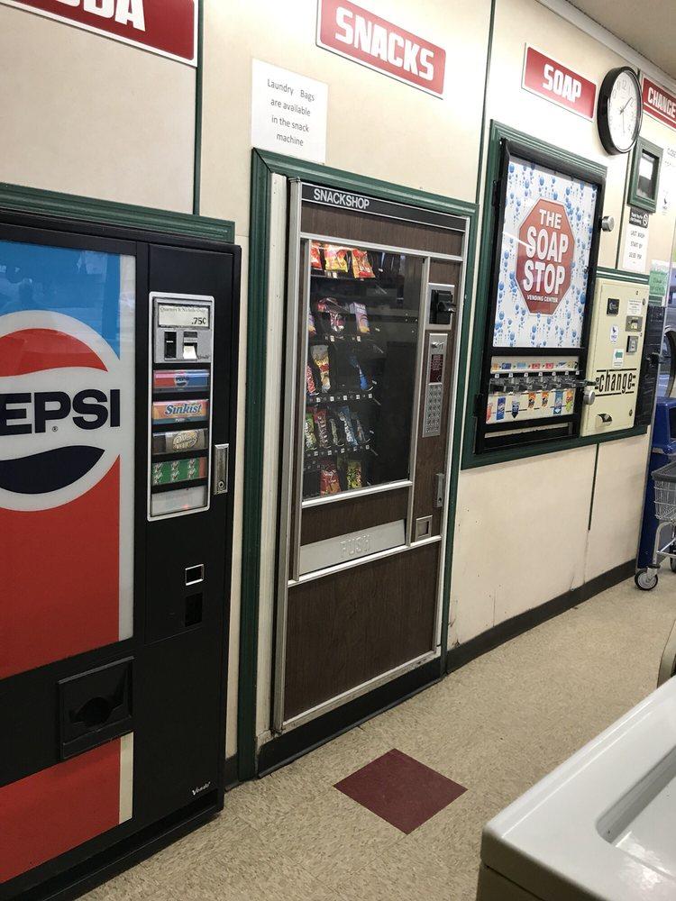 Diane's Laundromat: 1117 Gray Ave, Yuba City, CA