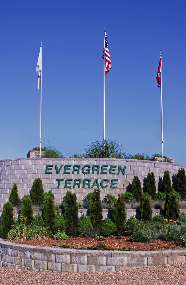 Evergreen Apartments Johnson City