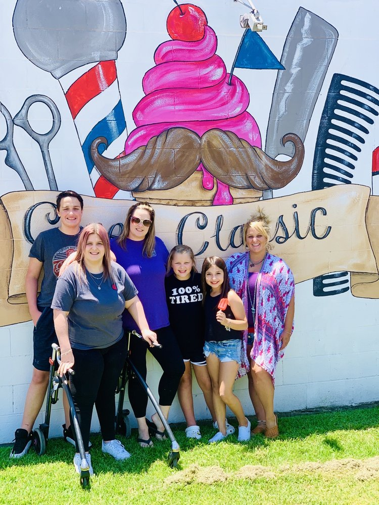 Cones Classic Barbershop: 1821 N Brazosport Blvd, Freeport, TX