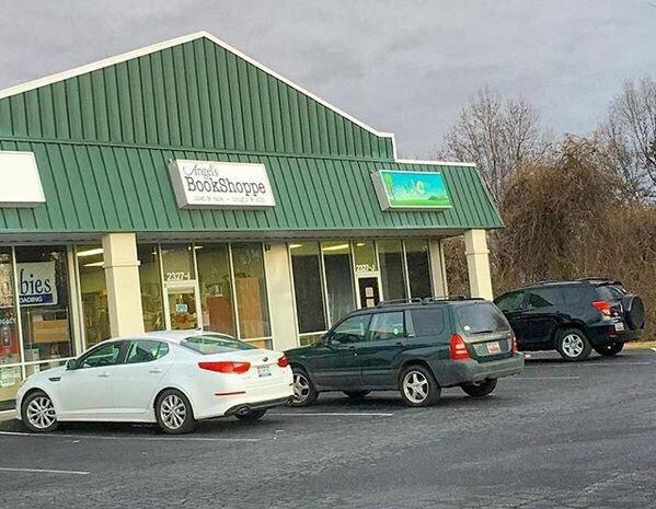 Photo of Angel's Bookshoppe: Greenville, SC