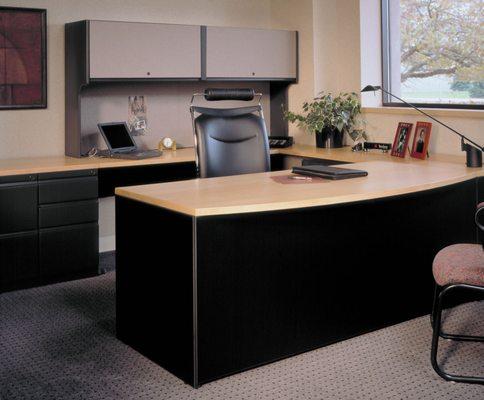 Photo Of Crider Contract Interiors   Fullerton, CA, United States. Private  Office Furniture