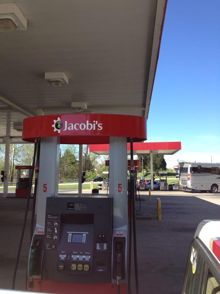 Jacobi's Foodmart & Gas: 6658 Hwy 150, Floyds Knobs, IN