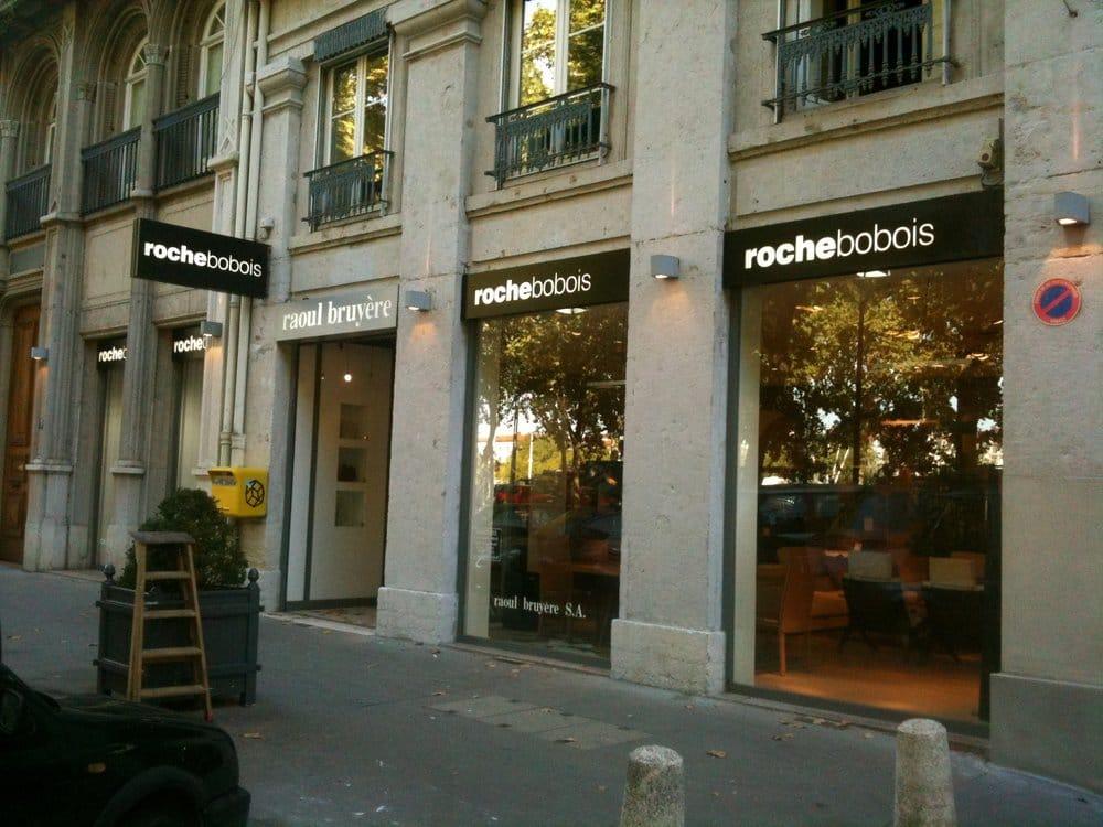 Roche Bobois Lyon : roche bobois raoul bruyere furniture stores 9 ours de ~ Nature-et-papiers.com Idées de Décoration
