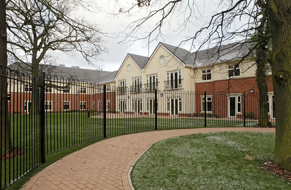 Hall Park Residential Care Home