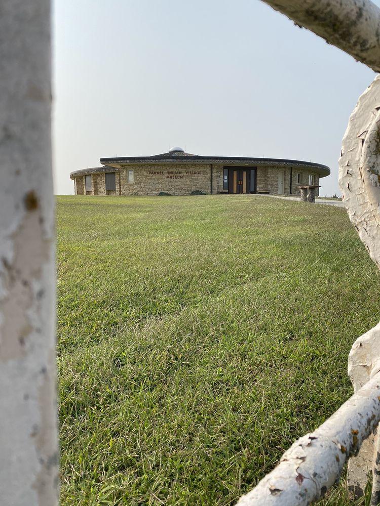 Pawnee Indian Museum State Historic Site: 480 Pawnee Trl, Republic, KS