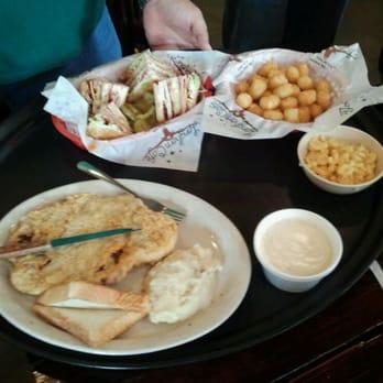 Longhorn Cafe Lunch Menu