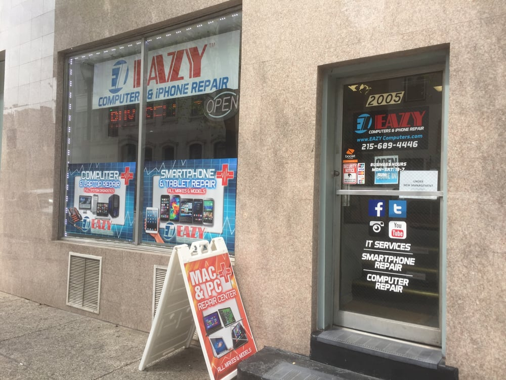 Eazy Computers & iPhone Repair