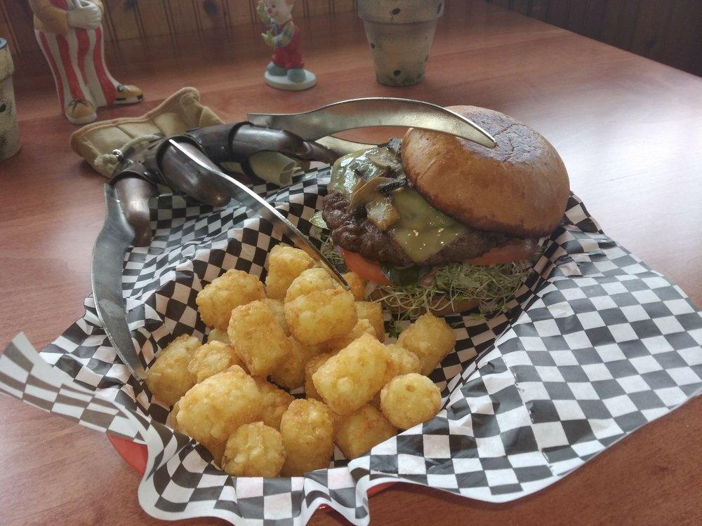 Little Shop of Burgers: 1040 N Center St, Casper, WY