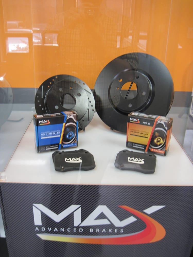 Max Advanced Brakes >> Max Advanced Brakes Request A Quote 11 Photos Auto Parts