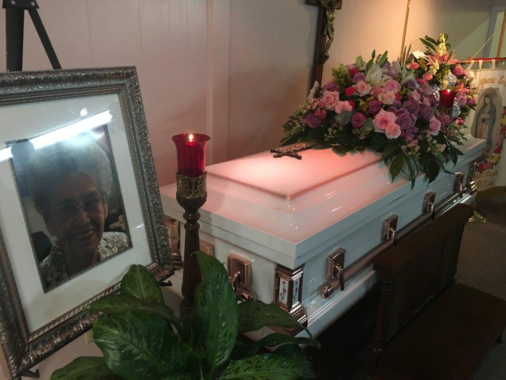 Finch Funeral Chapel: 308 E 3rd St, Nixon, TX