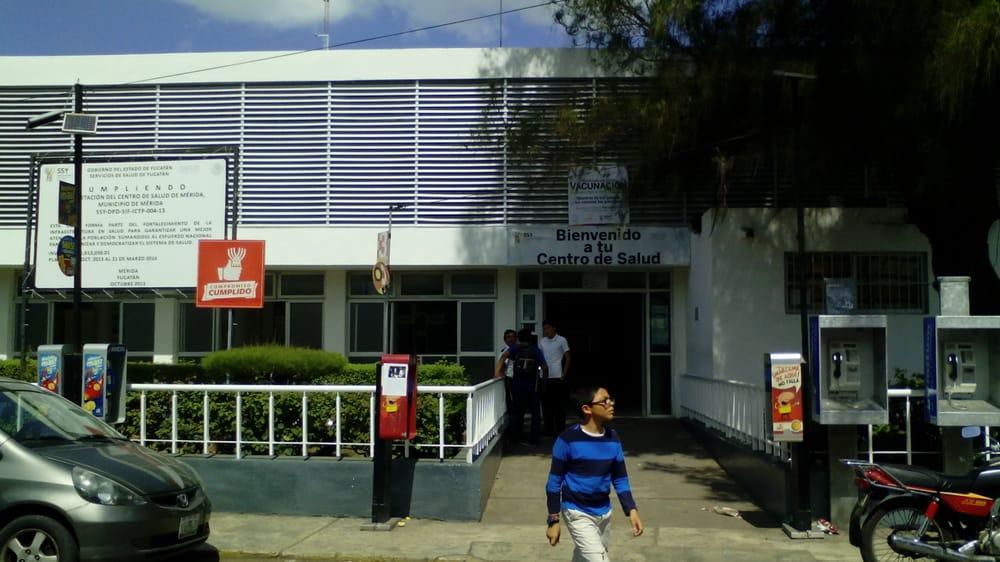 Centro de salud de m rida allgemeinmediziner calle 50 - Centro de salud merida ...