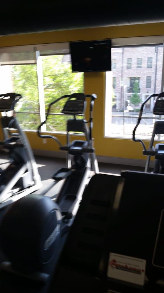 Camden Farmer's Market Fitness Center