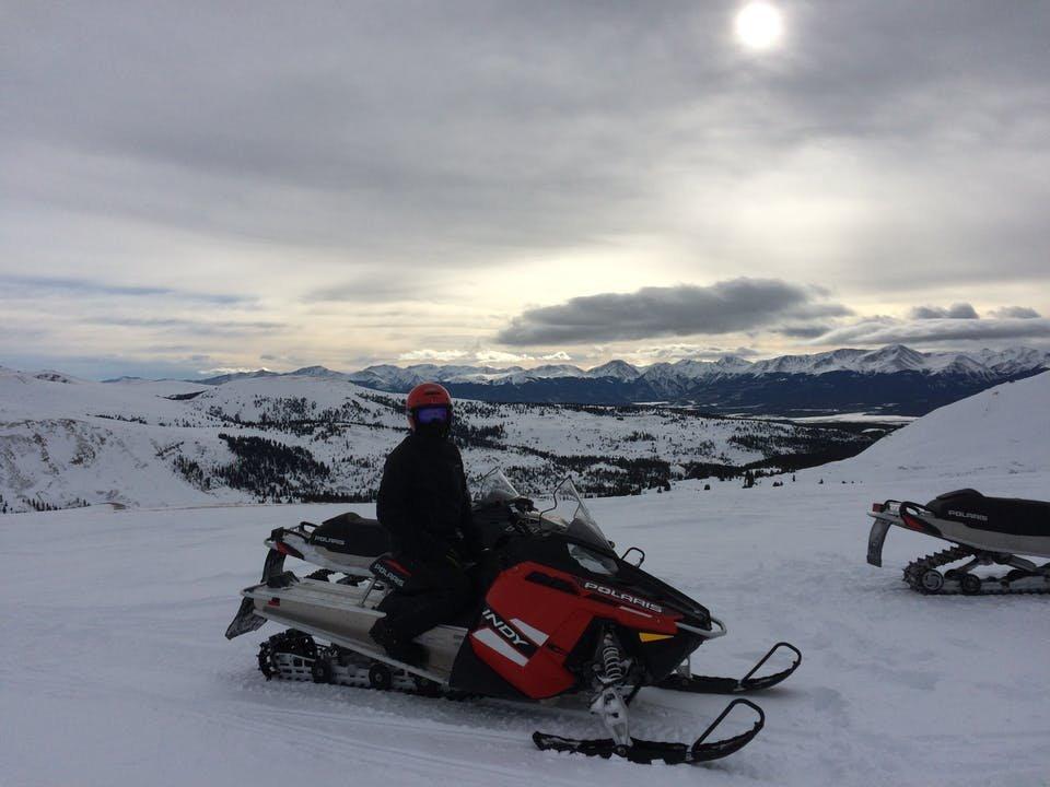 Keystone Snowmobile Tours & Rentals by HCT: 23110 US Hwy 6, Keystone, CO