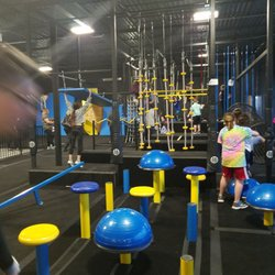 Obstacle course gym omaha