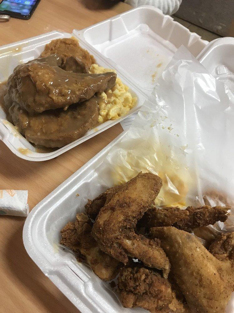 Martin's Soulfood & Catering: 5802 Virginia Beach Blvd, Virginia Beach, VA