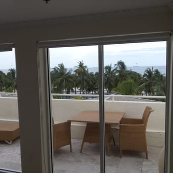 Photo Of Hotel Ocean Miami Beach Fl United States View From Our