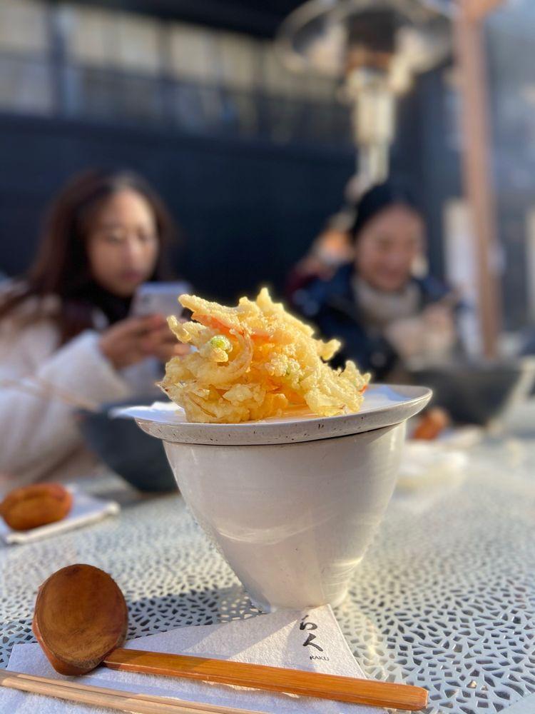 Food from Raku