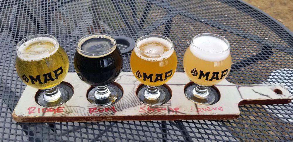 MAP Brewing Co: 510 Manley Rd, Bozeman, MT
