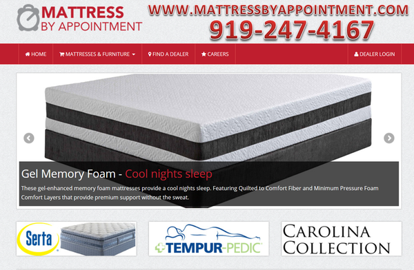 Mattress By Appointment Wake Forest Nc 5107 Unicon Dr Ste C Wake