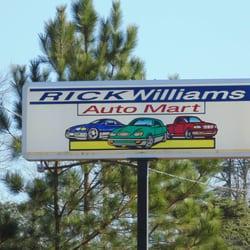 Photo Of Williams Rick Auto Mart Tarboro Nc United States Don