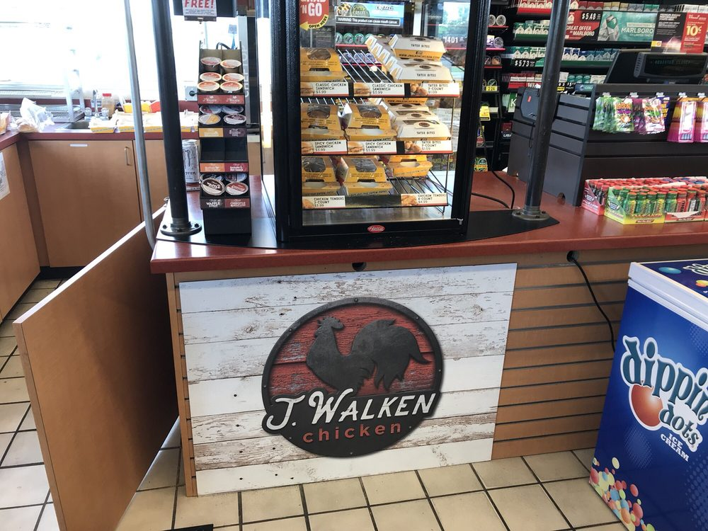 J.Walken Chicken: 2125 NW Broad St, Murfreesboro, TN