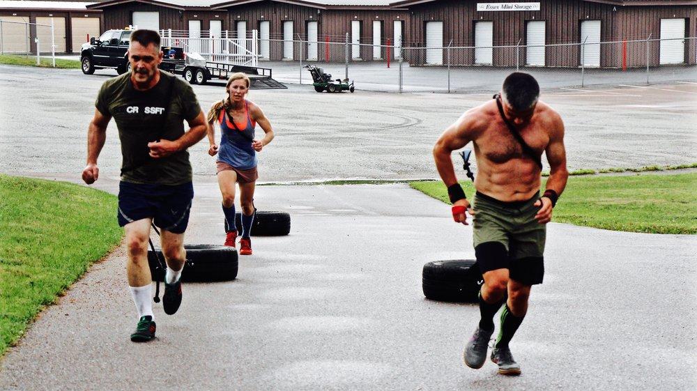 802 CrossFit