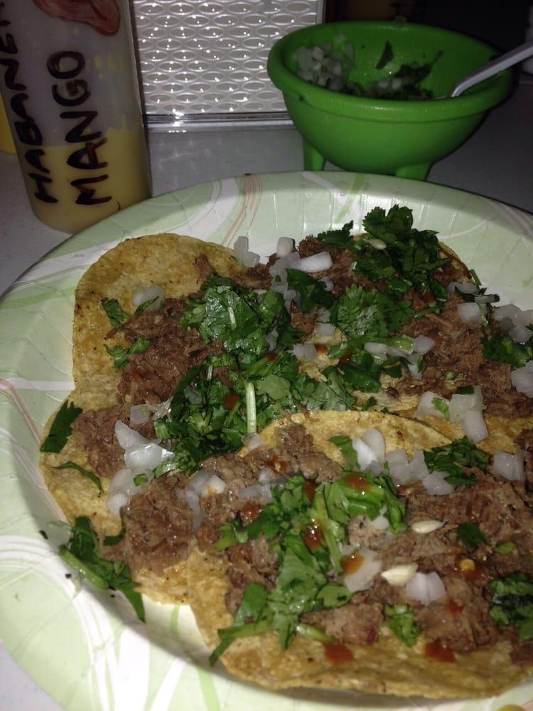 Mi Casa Del Taco: 2317 W Quamasia, McAllen, TX