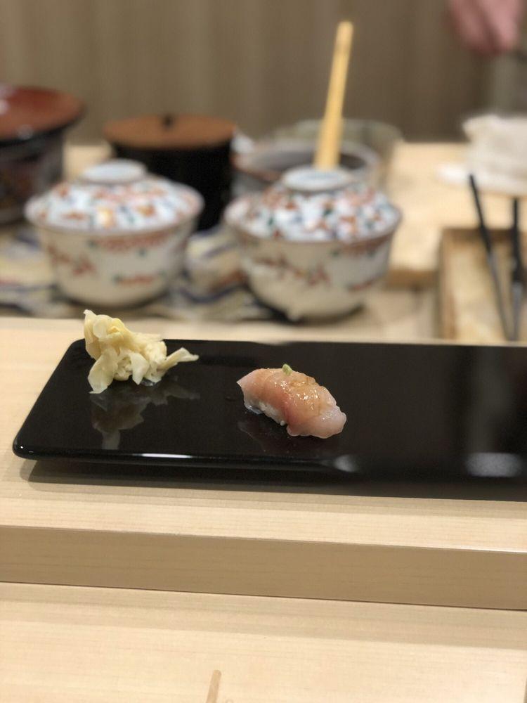 Taneda Sushi in Kaiseki