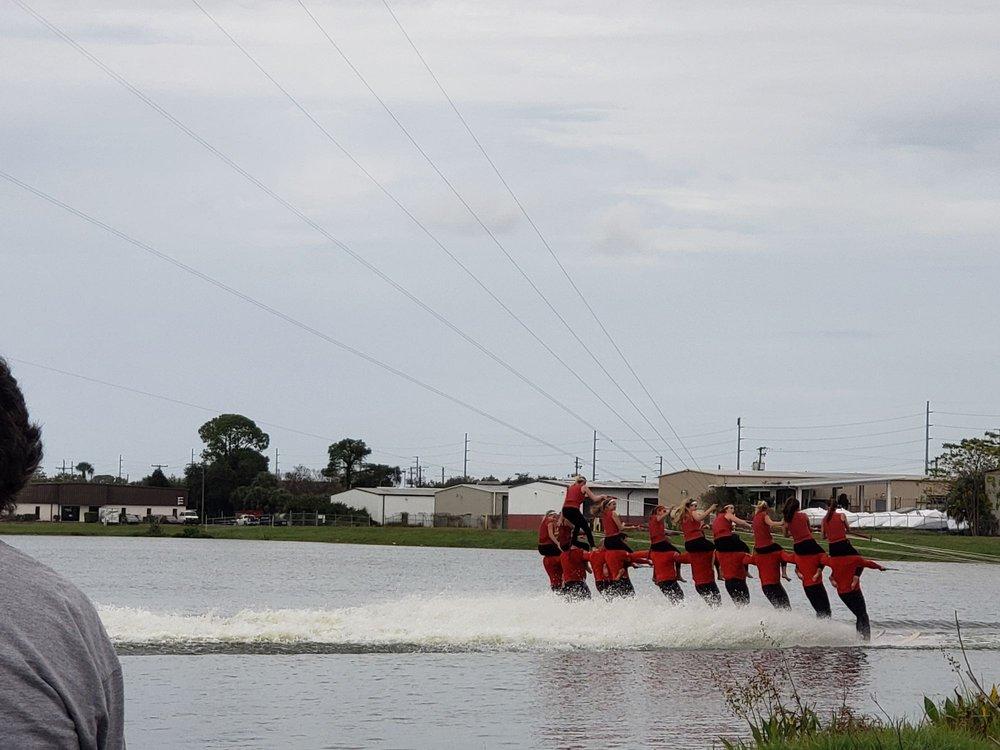 Tampa Bay Water Ski Show Team: 130 Burbank Rd, Oldsmar, FL