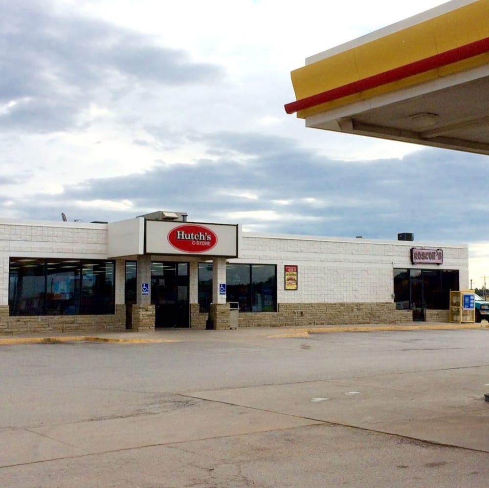 Hutch's: 3710 Oklahoma Ave, Woodward, OK