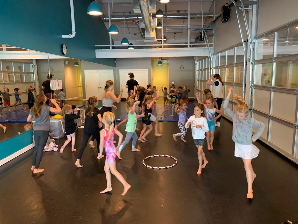 TumbleSpot: 750 Redwood Hwy, Mill Valley, CA