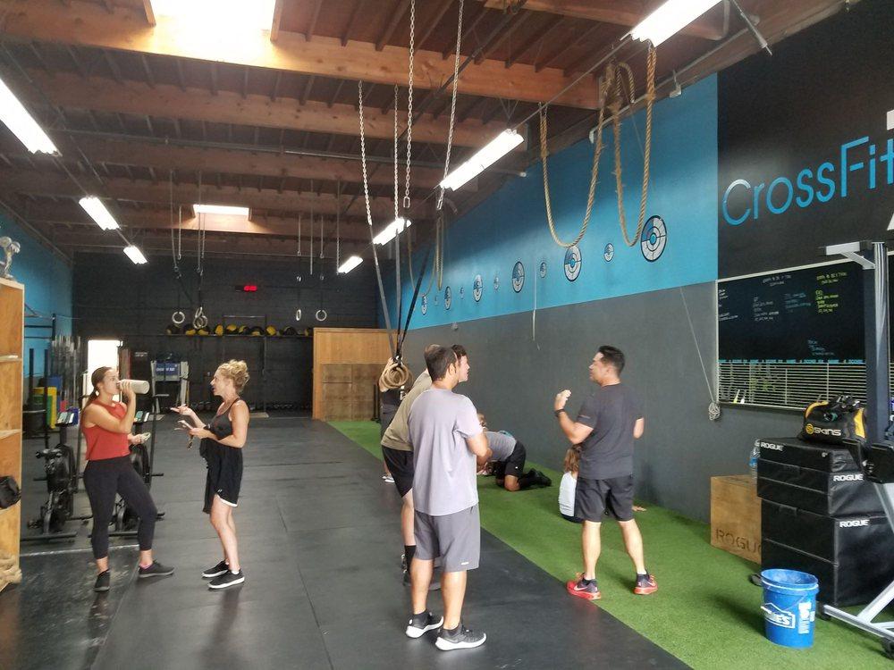 CrossFit 760 -Carlsbad