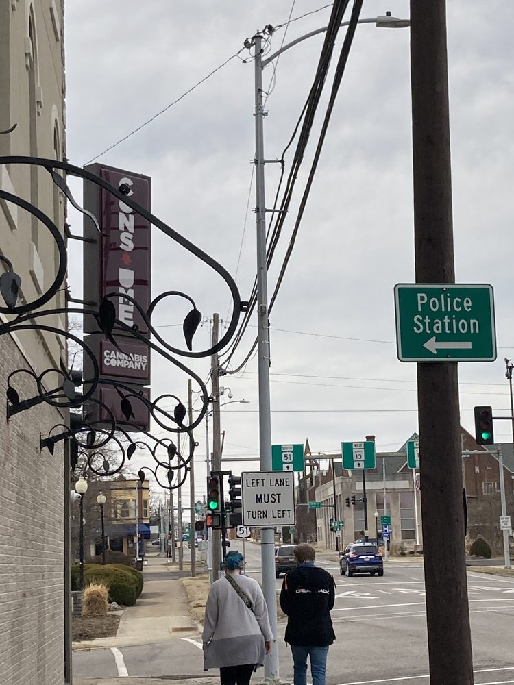 Consume Cannabis Company-Carbondale: 201 E Main St, Carbondale, IL