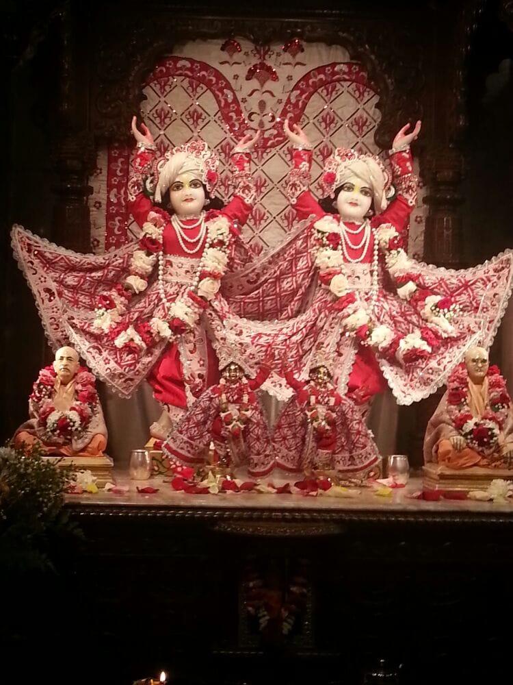 Hare krishna cultural center essay