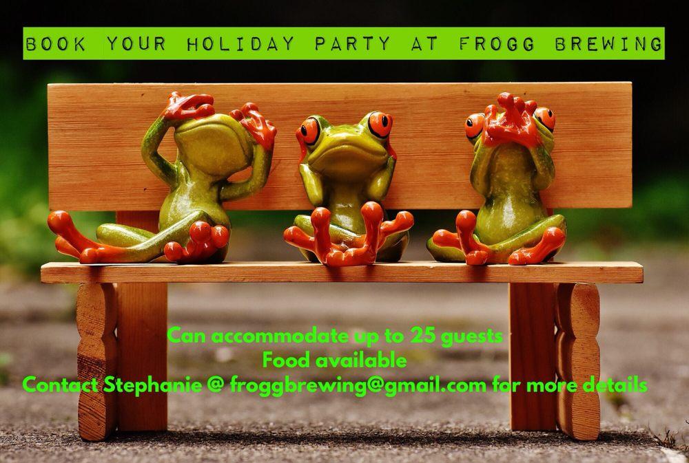 Frogg Brewing: 108 Main St, Marlborough, NH