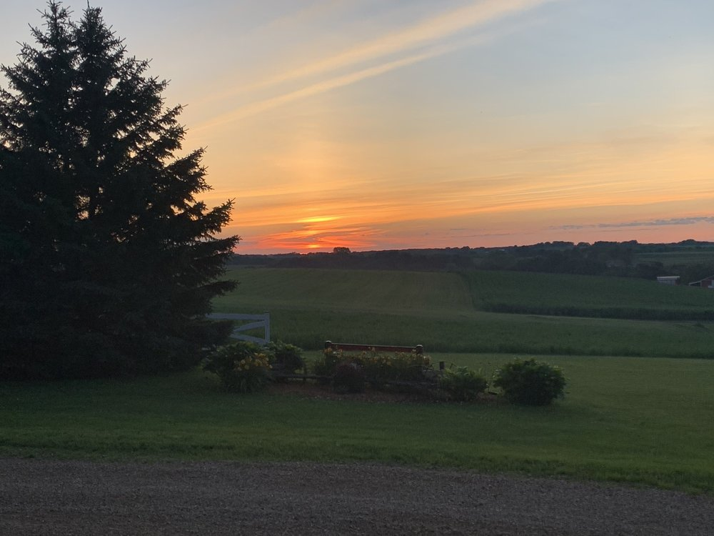 Rustic Barn Campground and RV Park: 3854 Dry Hollow Rd, Kieler, WI