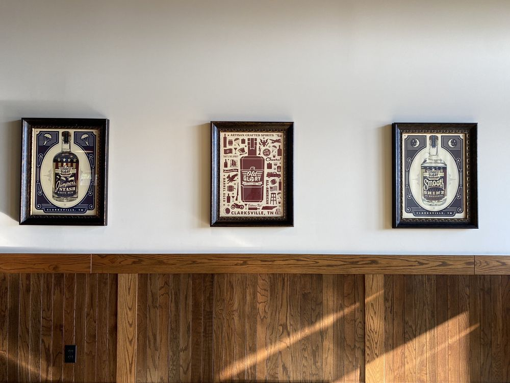 Social Spots from Old Glory Distilling