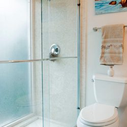 dayton bathroom remodeling. Brilliant Bathroom Photo Of Bath Creations  Dayton OH United States Shower Remodel With  Frosted And Dayton Bathroom Remodeling
