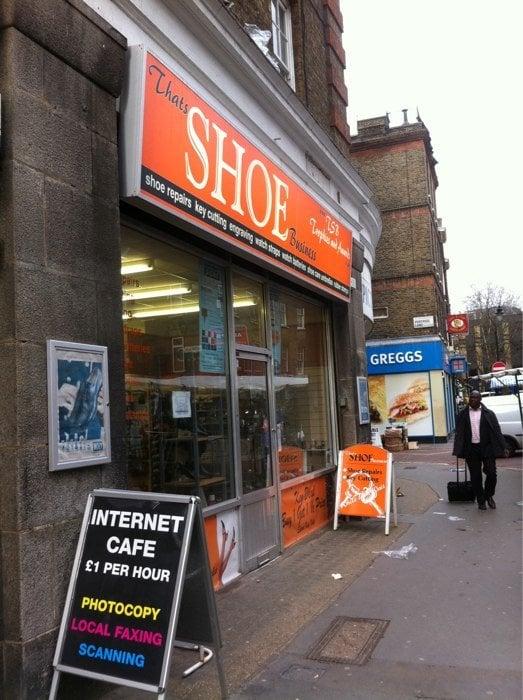 Shoe Repair Hammersmith