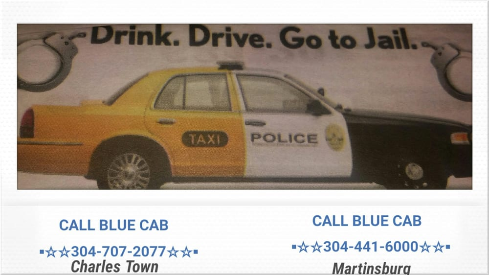 Blue Cab of Martinsburg: 410 W Race St, Martinsburg, WV
