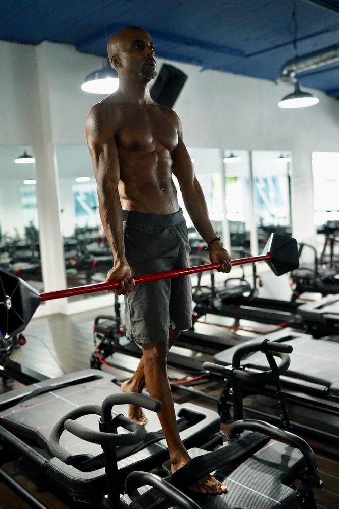 MegaLit. Lagree Fitness Studio