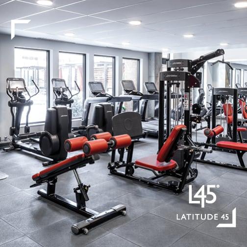 Latitude 45 Apartments