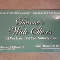 cbeadba416 Dorene's Wide Shoes - 40 Reviews - Shoe Stores - 1375 Blossom Hill ...