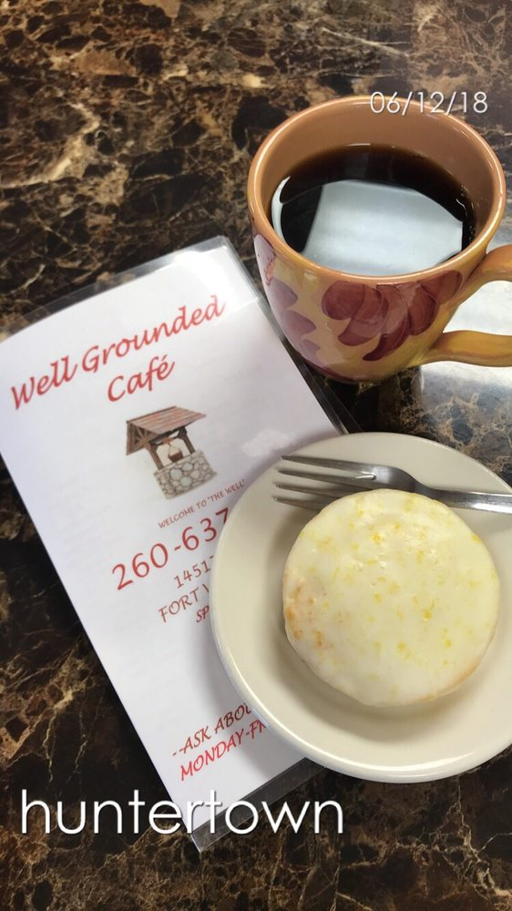 Well Grounded Cafe - Huntertown: 14517 Lima Rd, Fort Wayne, IN